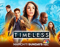 NBC Timeless - Season 2 OFFICIAL