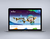 Bristar studio website