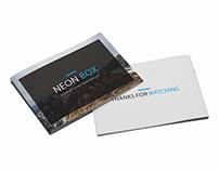 Neon Box - Corporate Multipurpose Brochure