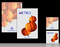 Metro (Folder&CD Covers)