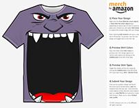 Horror shirts designs