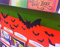 Halloween 2012 signing