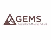 Gujarat Earth Minerals Pvt Ltd. Logo Design