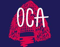 OCA - Revista sobre encontros estudantis de design