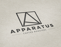 Logo Work - Coffee Roaster