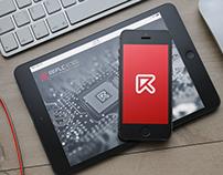 Reflex CES Brand Design