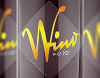 2014 - Cheap Wine Label Redesign