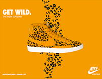 Nike – Cheetah – Retail – Campaign