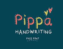 Pippa Handwriting - Free Font