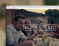 Porch Dinner Web Design/Development & Identity Design