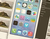 Vimeo App Design