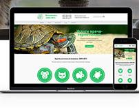 Vetclinic Website