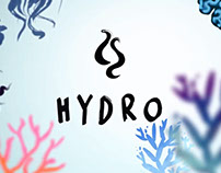 Hydro // mobile exploration game