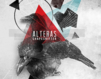 "Alteras ""Shapeshifter"" Album Art"
