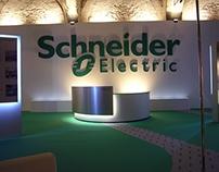 Stand Schneider Electric MEF Firenze