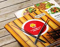 Friends cafe chinese menu