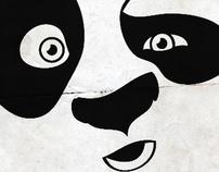 Minimalist Style Cartoons Poster Designs