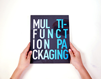 Book of Multi-Function Packaging design