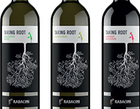 Radacini. Taking Root Wines