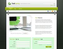 Task Spring Website