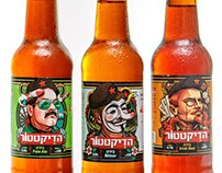 The Dictator Beer