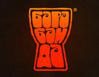 Barabanda. Logo & cards
