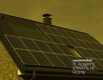 Uwzonnedak - A smart solar company