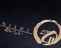 Oishi Menu