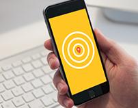 Sweet Spot App, UI/UX Design