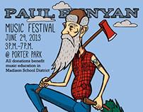 Paul Bunyan Music Festival