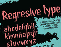 Regresive Type