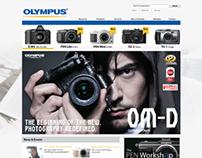 Olympus redesign
