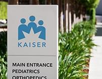 KAISER / Rebrand Concept