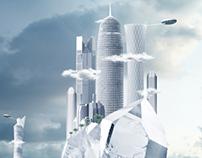 Doha. Future City.