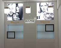 Kerastase Paris - Dare Beauty Center Wall