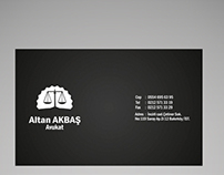 Kartvizit / Business Card