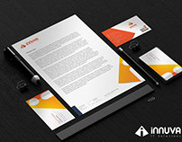 Innuva IT Solutions Logo and Branding