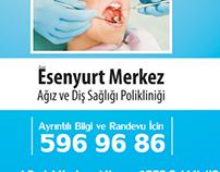Esenyurt Ağız ve Diş Sağlığı Polikliniği