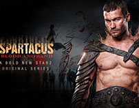 spartacus wallpapers