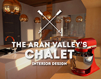The Aran Valley's Chalet - InteriorDeck Award