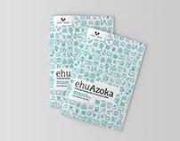ehuAzoka / Diseño y maquetación
