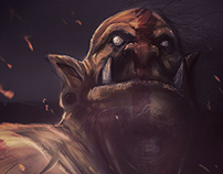 Orc for Blizzard