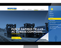 Morgan Asphalt Website