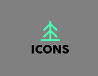 recycled icons