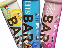 Snack Bars Packaging