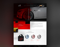 AutoWheels Website