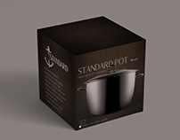MS Standard Pot - Packaging