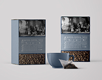 Packaging for tea shop Dolche Vita