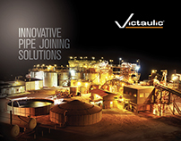 Victaulic Trade Show Graphics/Mining Industry