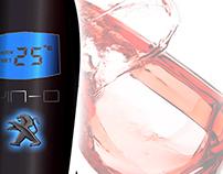 Peugeot Vin-o // Electric Wine Opener